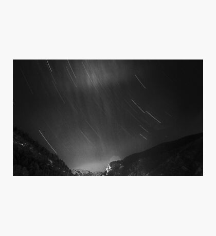 B & W MOUTAIN  Photographic Print