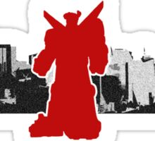 City Guardian Sticker