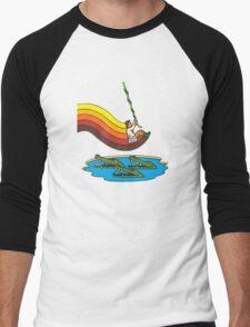 Swinger Men's Baseball ¾ T-Shirt
