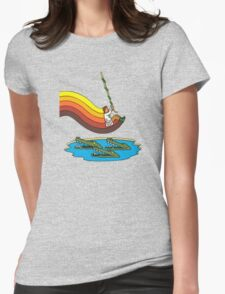 Swinger Womens Fitted T-Shirt