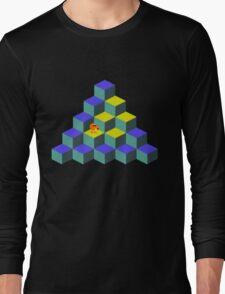 Cube Long Sleeve T-Shirt
