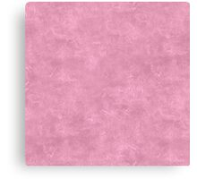 Orchid Smoke Oil Pastel Color Accent Canvas Print