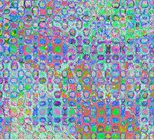 Color Paint Grunge 2 Photographic Print