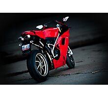 Ducati 1198S  Photographic Print