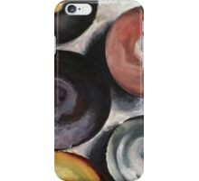 Five Good Apples Abstract Print iPhone Case/Skin