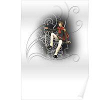 Final Fantasy Type-0 - Jack Poster