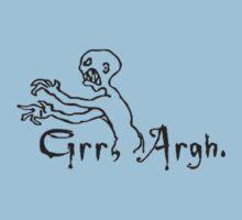 Grrr Argh Baby Tee