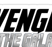 AVENGERS OF THE GALAXY Sticker