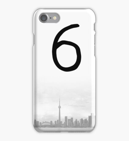 Drake - The SIX - Phone case iPhone Case/Skin