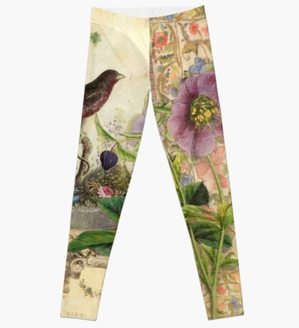 The Pet Bird Leggings