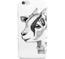Baby Goat iPhone Case/Skin