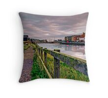 Faversham Creek Throw Pillow