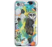 Be Still My Heart iPhone Case/Skin