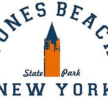 Jones Beach - Long Island. by America Roadside.