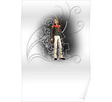 Final Fantasy Type-0 - King Poster