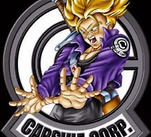 Trunks, Capsul Corps  by JordyNeo