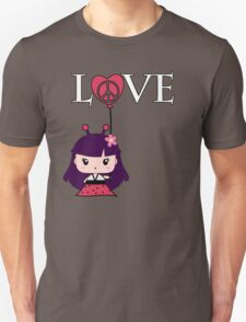 Chibi Love Bug Unisex T-Shirt