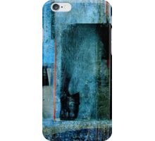 THE FACE BEHIND THE MIRROR iPhone Case/Skin