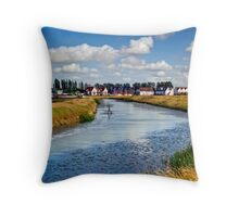 Conyer Creek 3 Throw Pillow