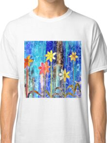 Spring come to the Flowers Classic T-Shirt