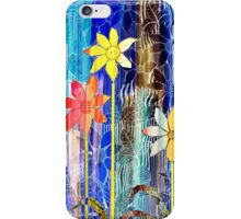 Spring come to the Flowers iPhone Case/Skin