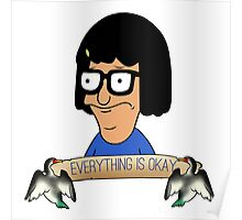 Everything is okay Poster