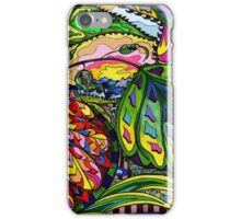 Wings In The Gloaming iPhone Case/Skin