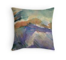 Dawn of the Sunset Throw Pillow