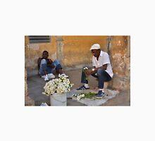Havana Flower Vendor Unisex T-Shirt