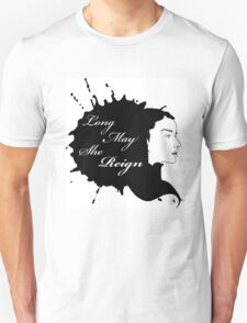 Long May She Reign T-Shirt