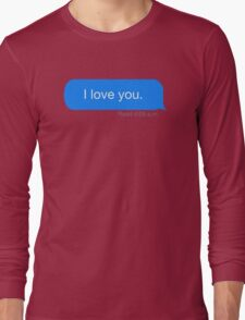 Modern Romance  Long Sleeve T-Shirt