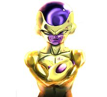 Frieza new form by greenmorgan76