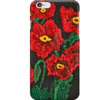 Spring poppies Galicia . iPhone Case/Skin