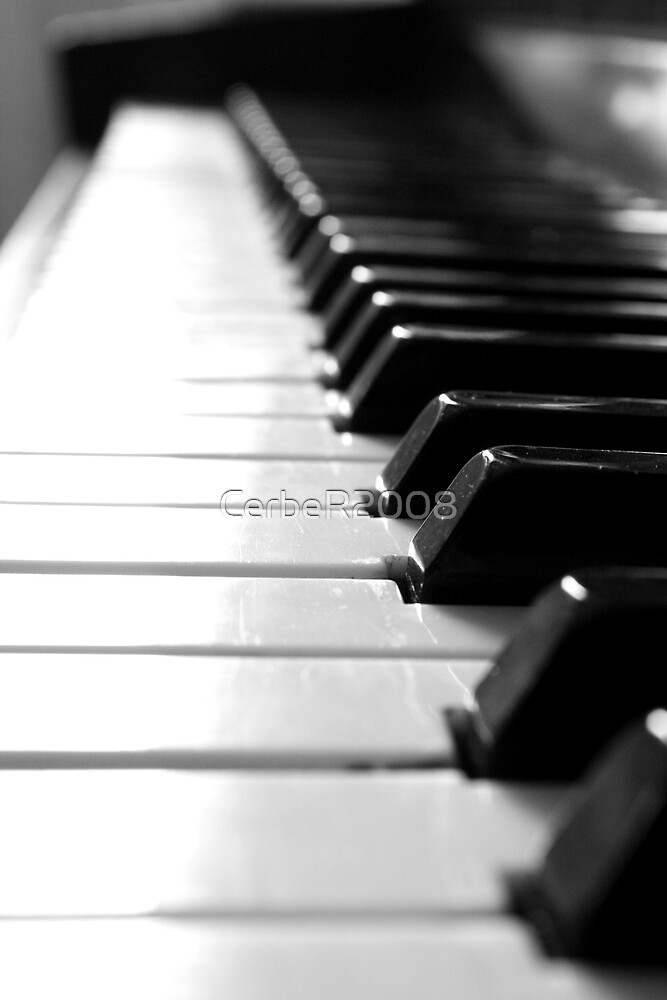 Piano by CerbeR2008