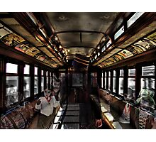 Crazy Train Photographic Print