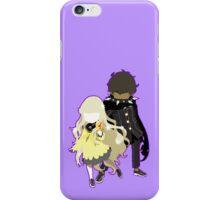 Zen ad Rei iPhone Case/Skin