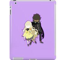 Zen ad Rei iPad Case/Skin