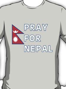 Pray For Nepal T-Shirt