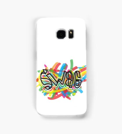 no one on the corner has swagger like us Samsung Galaxy Case/Skin