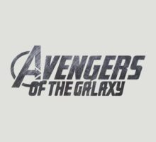 AVENGERS OF THE GALAXY by dOpedesignTHC