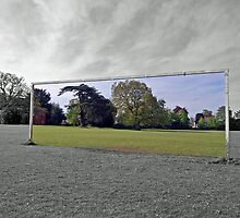 Goal Posts 2 by funkybunch