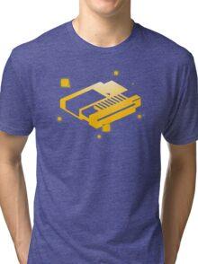 Game Cartridge Tri-blend T-Shirt