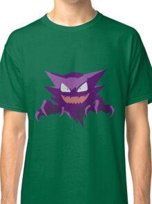 Haunter Pokemon Simple No Borders Classic T-Shirt