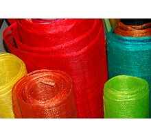 Rolls of Colour Photographic Print