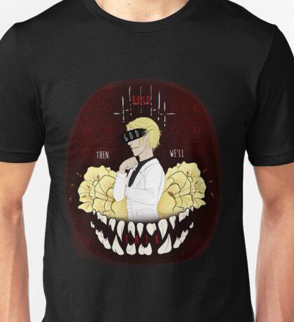 Build god Unisex T-Shirt