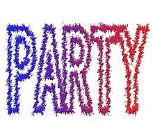 Party Photographic Print