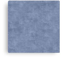 Stonewash Oil Pastel Color Accent Canvas Print