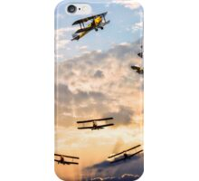 Tiger Moth Ballet iPhone Case/Skin