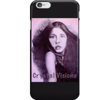 Crystal Visions Purple iPhone Case/Skin