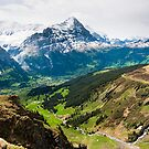 grindelwald valley by peterwey